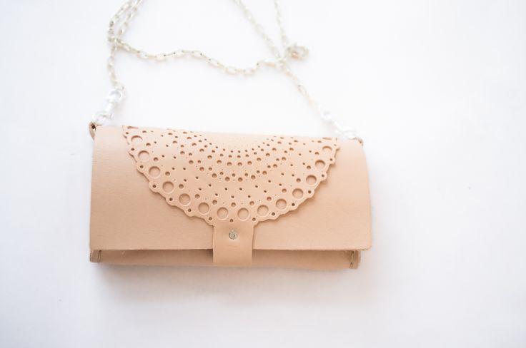 leadher bag from ELAJEDIOVA