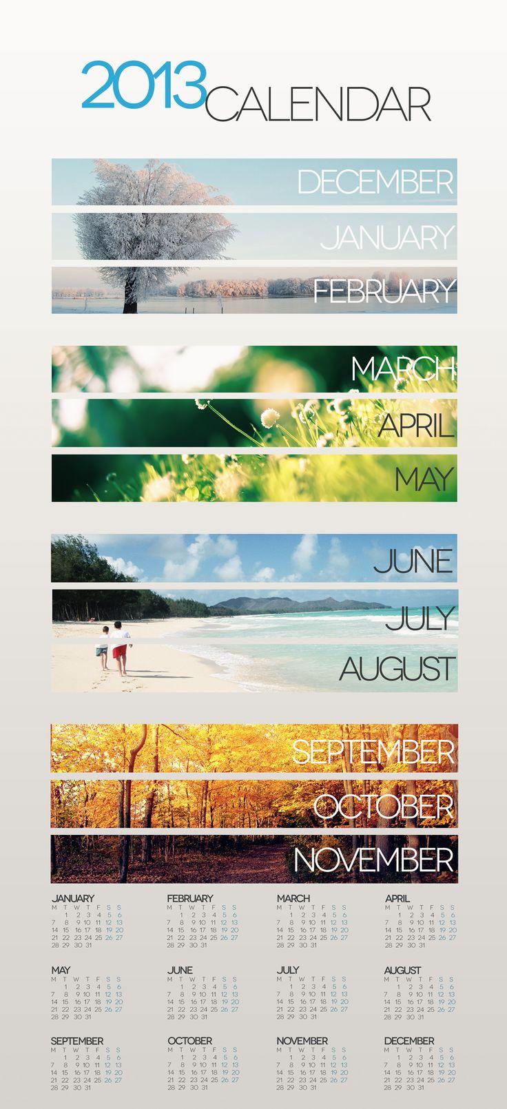 calendar designs - Google Search
