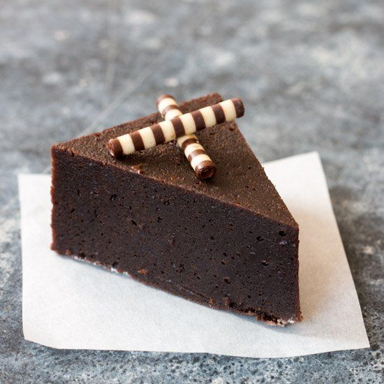 The Ultimate Flourless Chocolate Cake Fudgy Rich And