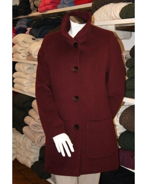 Lebek Wool Cashmere Mix Coat