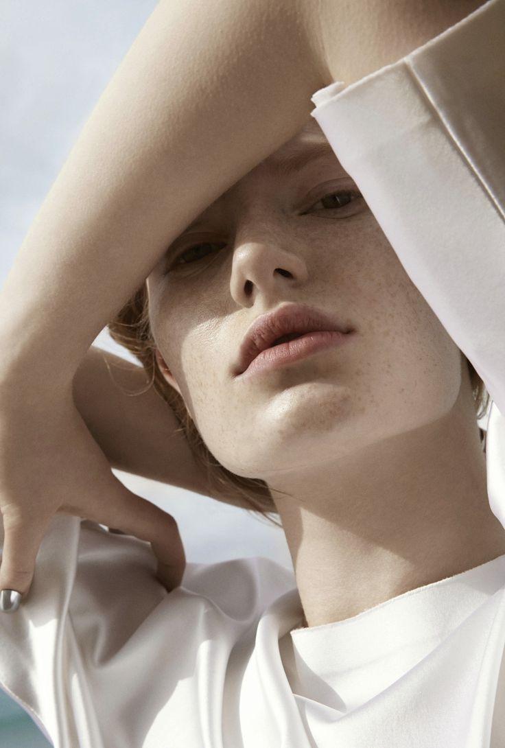 Tank Magazine reveals a sun kissed Stephanie Hall - Page 2