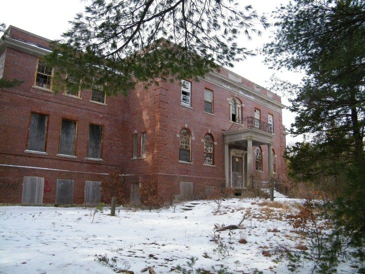 http://www.abandonedplaygrounds.com/ladd-school-in-rhode-island-abandoned-exeter-school-of-the-feeble-minded/