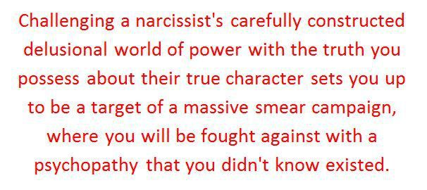 Narcs are just the opposite of who they say they are. They're dishonest, immoral, scary, rude, selfish, unthoughtful, inhumane, jealous, possessive, shallow, insecure, immature, petty, problematic, chaotic, trouble making, quarrelsome and some.