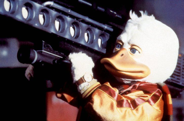Pin for Later: 30 Movies You Won't Believe Are Turning 30 This Year Howard the Duck