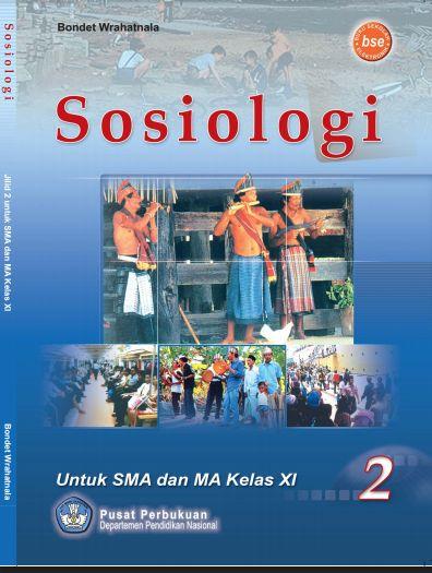 Download Buku Siswa KTSP SMA Kelas 11 Pelajaran Sosiologi