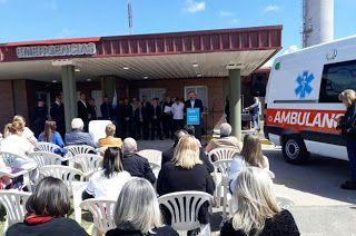 Así Somos: Se inauguró la remodelación del hospital de Villa ...