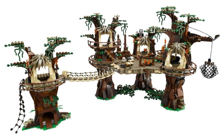 FREE Shipping Worldwide!    Get it here ---> https://awesomestuff.eu/product/star-wars-ewok-village-ultimate-collectors-series/