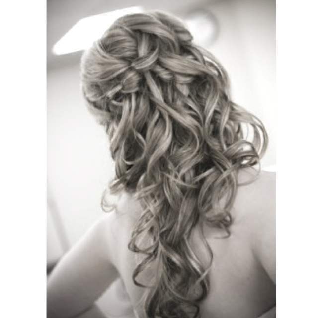 my grad hair i think !! :)