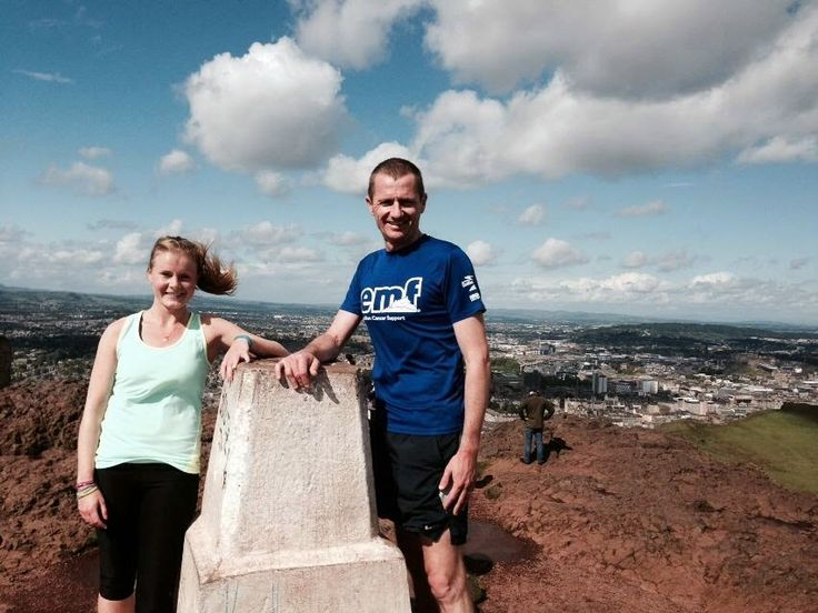 Edinburgh Running Tours.  Great views, great workout.  Run up Arthur's seat