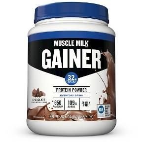 Muscle Milk® Mass Gainer Chocolate Protein Powder - 1.79 lb : Target
