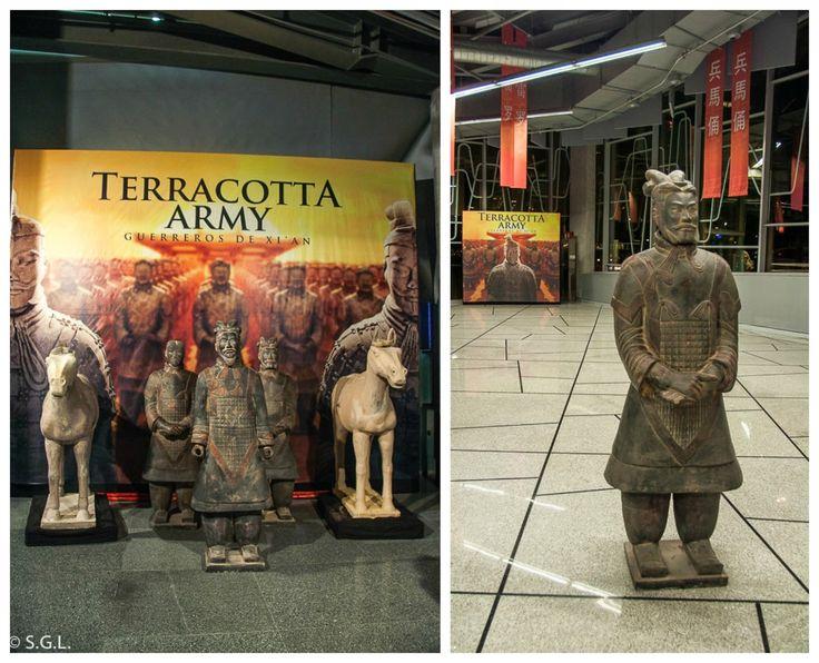 Los soldados de Terracota Blog Anden 27 10 COSAS QUE HACER EN NAVIDAD http://anden-27.blogspot.com.es/2014/12/10-cosas-que-hacer-en-navidad.html