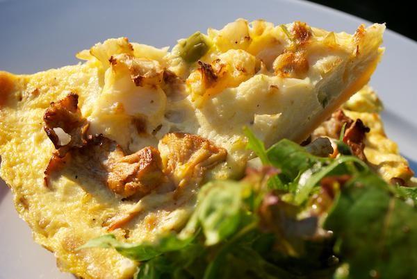 Recept: Slaný koláč Quiche | Nebíčko v papuľke