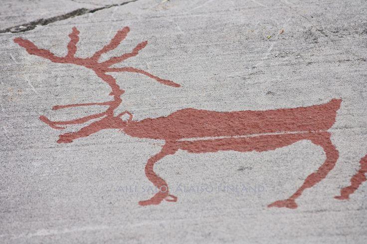 Alattion kalliokuvat, Alta Norge