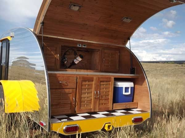 teardrop trailers for sale | Used teardrop trailer for sale