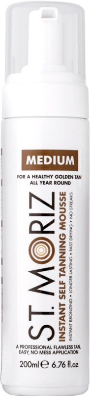 St. Moriz Instant Self-Tanning Mousse