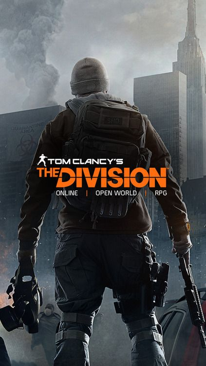 Tom Clancy's The Division Screen
