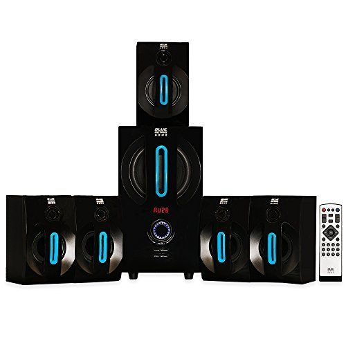 Budget Surround Sound System. Blue Octave Home B52 5.1 Surround Sound Bluetooth Home Entertainment System.  #budget #surround #sound #system #budgetsurround #surroundsound #soundsystem