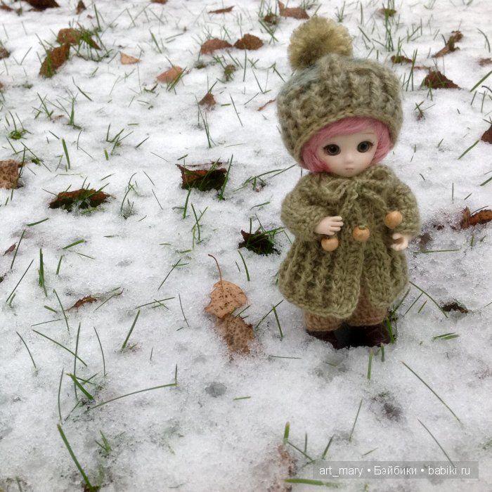 Зимние наряды. / Одежда и обувь для кукол - своими руками и не только / Бэйбики. Куклы фото. Одежда для кукол