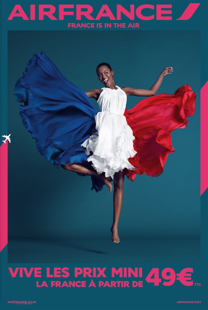 AIRFRANCE Campaign