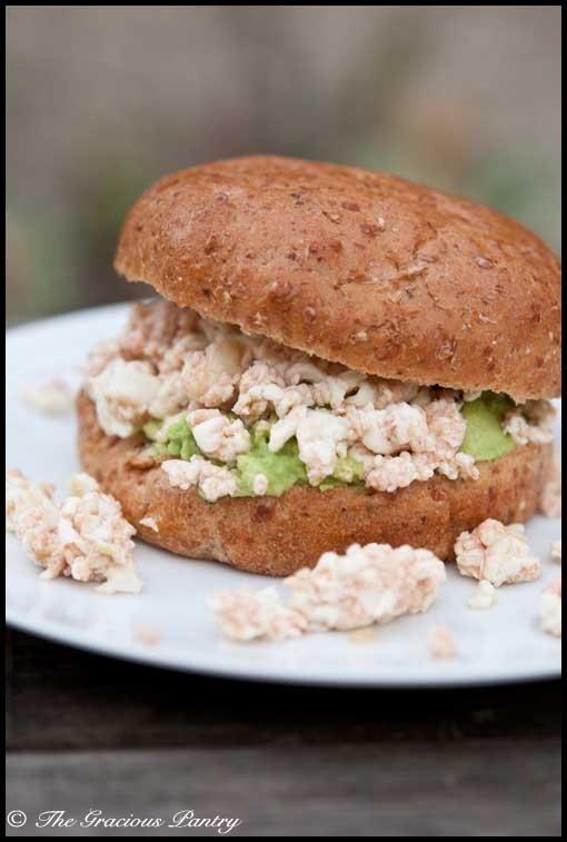 Clean Eating Recipes - Clean Eating Breakfast Burgers