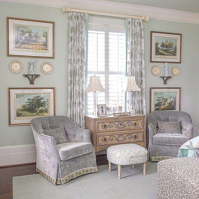 "Beautiful Bedroom Sitting Areas: EricRossInteriors On Instagram: ""A Quietly Wonderful"