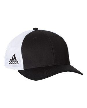 9ef6c393072a8 Adidas - Mesh Colorblock Cap - A627 - Black  White in 2018 ...