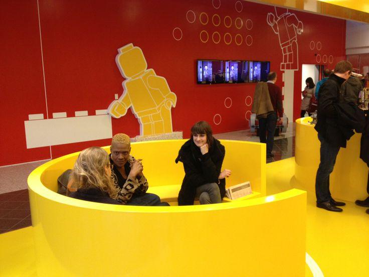 Lego Industry Tour In Billund, Denmark