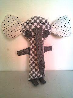 Hobbylka: Šitá zoo - sloník