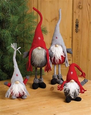 Picture of Long-Legged Nisse Figures