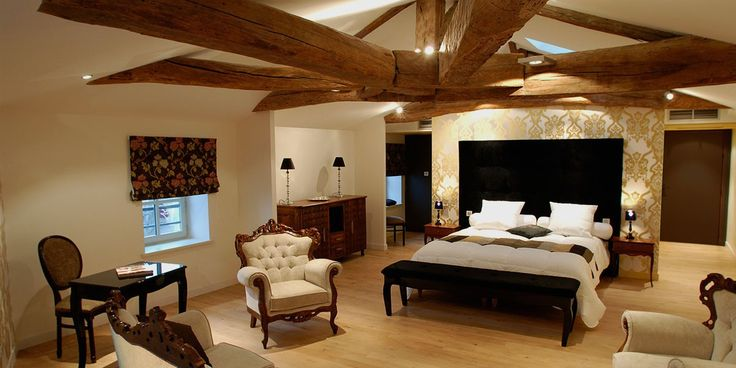 Suite - Frédéric Carrion - Cuisine Hôtel & Spa - 4 étoiles #hotel #carrion #design #4star #bourgogne #macon #france #room #chambre #hotelroom