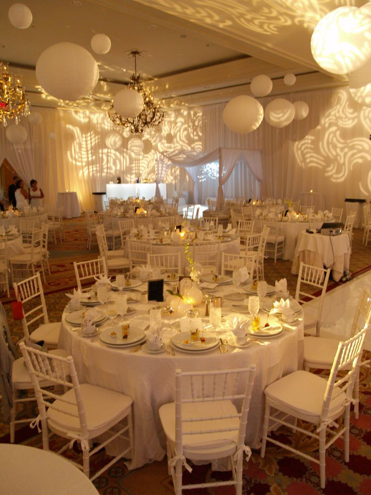 White party from Cheers Events!