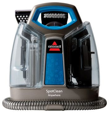 Bissell 97491 SpotClean Anywhere Portable Deep Cleaner - contemporary - Vacuum Cleaners - Overstock.com