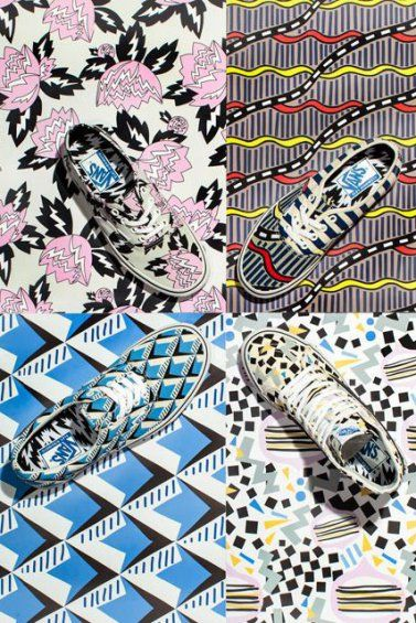 ELEY KISHIMOTO x Vans 2015 Summer Collection