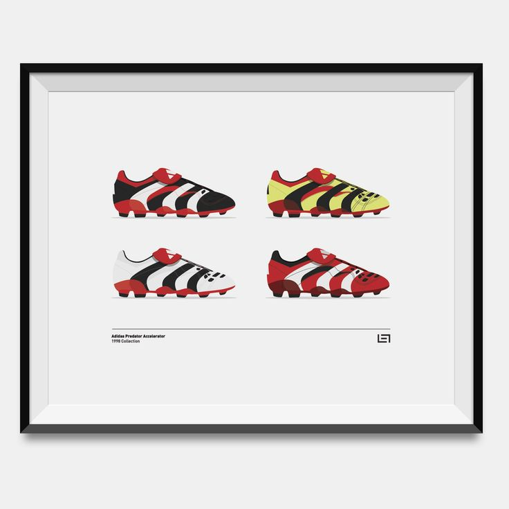 Adidas Predator Accelerator Collection Print