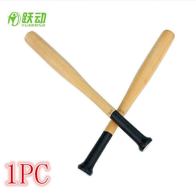 1pc 2016 Durable Solid Wooden beisbol Baseball Bat wood bate taco de basebol beisebol Softball Hardball 52/62/72/82cm