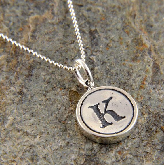 I think i need to start a K necklace board...