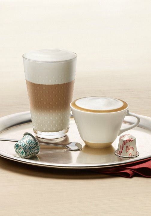 Nespresso knows that you can never go wrong with sticking to a classic—like with these recipes for a Latte Macchiato and Cappuccino using the Limited Edition 2015 Tribute to Milano and Tribute to Palermo Grand Crus.
