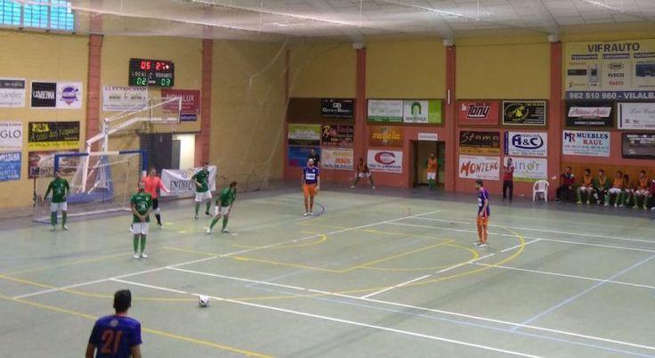 Cuarta victoria consecutiva del Sala Ourense en una cancha complicada (2-3)
