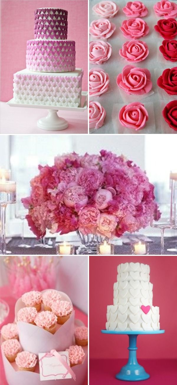 59 best Valentines Day Wedding Inspirations images on Pinterest ...