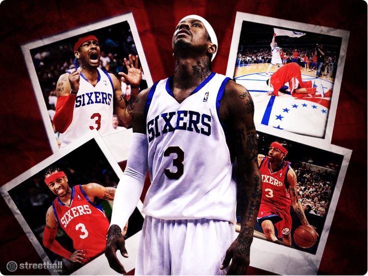 Allen Iverson Returned To The Philadelphia 76ers Tonight And Received A Heartfelt Welcome Sixers Played With Passion Defeated Boston C