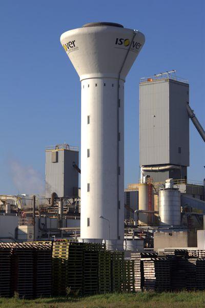 Watertoren Etten-Leur (Isover)