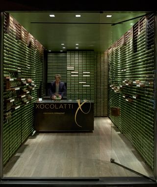 xocolatti store design