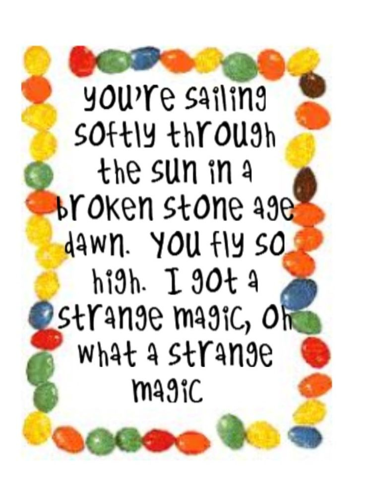 ELO - Strange Magic - song lyrics, songs, music lyrics, song quotes, music quotes