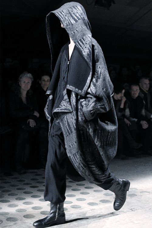 Visions of the Future: Damir Doma Fall/Winter 2010