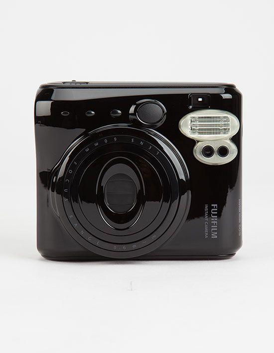Fujifilm Instax Mini 50s instant camera.