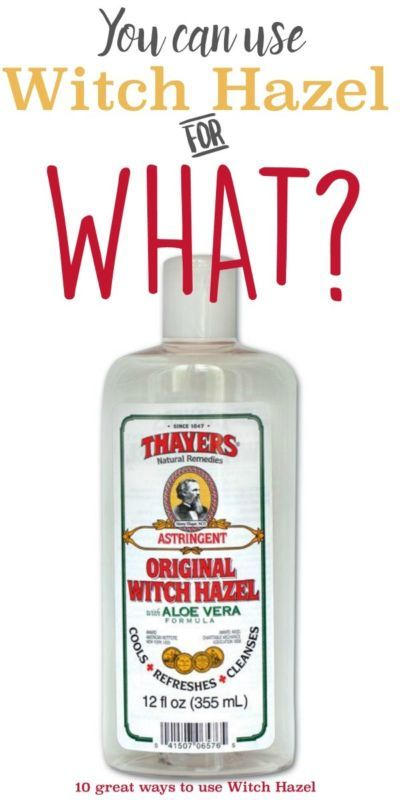 It's not just an awesome facial astringent, witch hazel has a lot of other uses too! Tame dandruff, tackle bruises, and show diaper rash who's boss with this naturally-sourced powerhouse. Plant-based and a common household remedy for years, it's amazing all the things you can treat with one bottle. Discover 10 great uses for witch hazel over on eBay.
