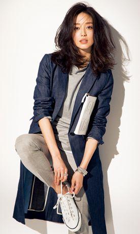 Japanese fashion, models ~lisa