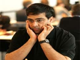 Viswanathan Anand draws with Levon Aronian, Fabiano Caruana leads in Chess Masters