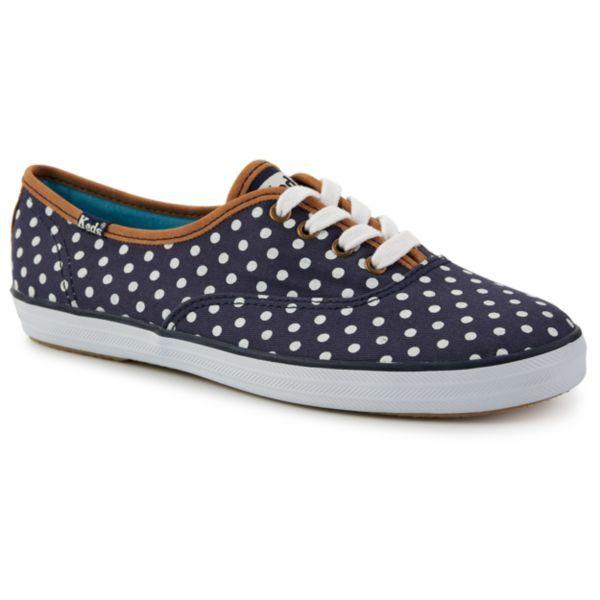 Keds® Champion Dot Women's Shoe $37.99 (Compare at $45.00)