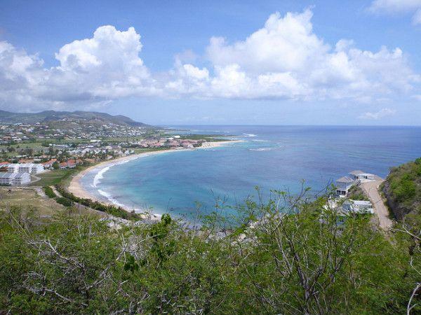 St Kitts and Nevis Landscape. Childhood summer memories!!